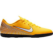 Nike Kids' Neymar Jr. VaporX 12 Academy Indoor Soccer Shoes