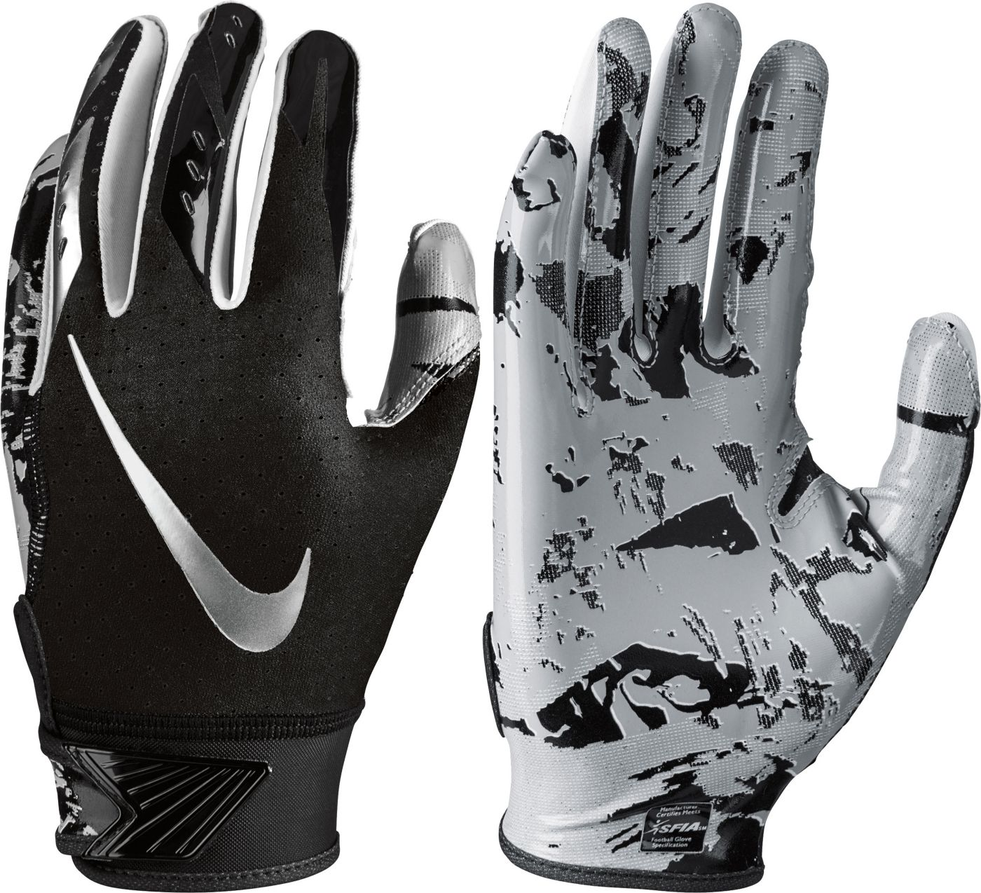Nike Youth Vapor Jet 5.0 Receiver Gloves