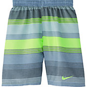 "Nike Boys' 6:1 Linen Breaker 8"" Volley Swim Trunks"