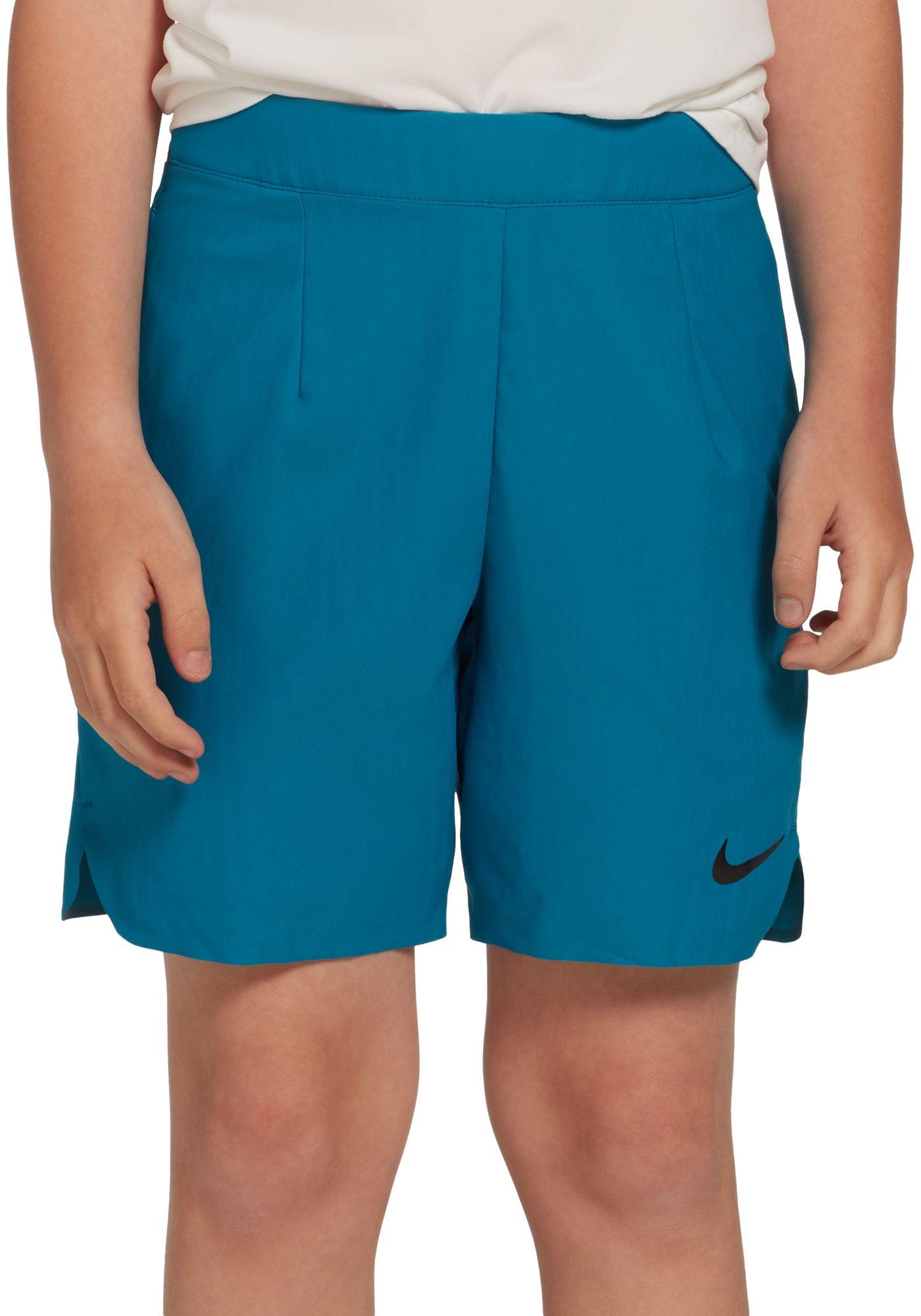 Nike Boys' Court Ace Tennis Shorts