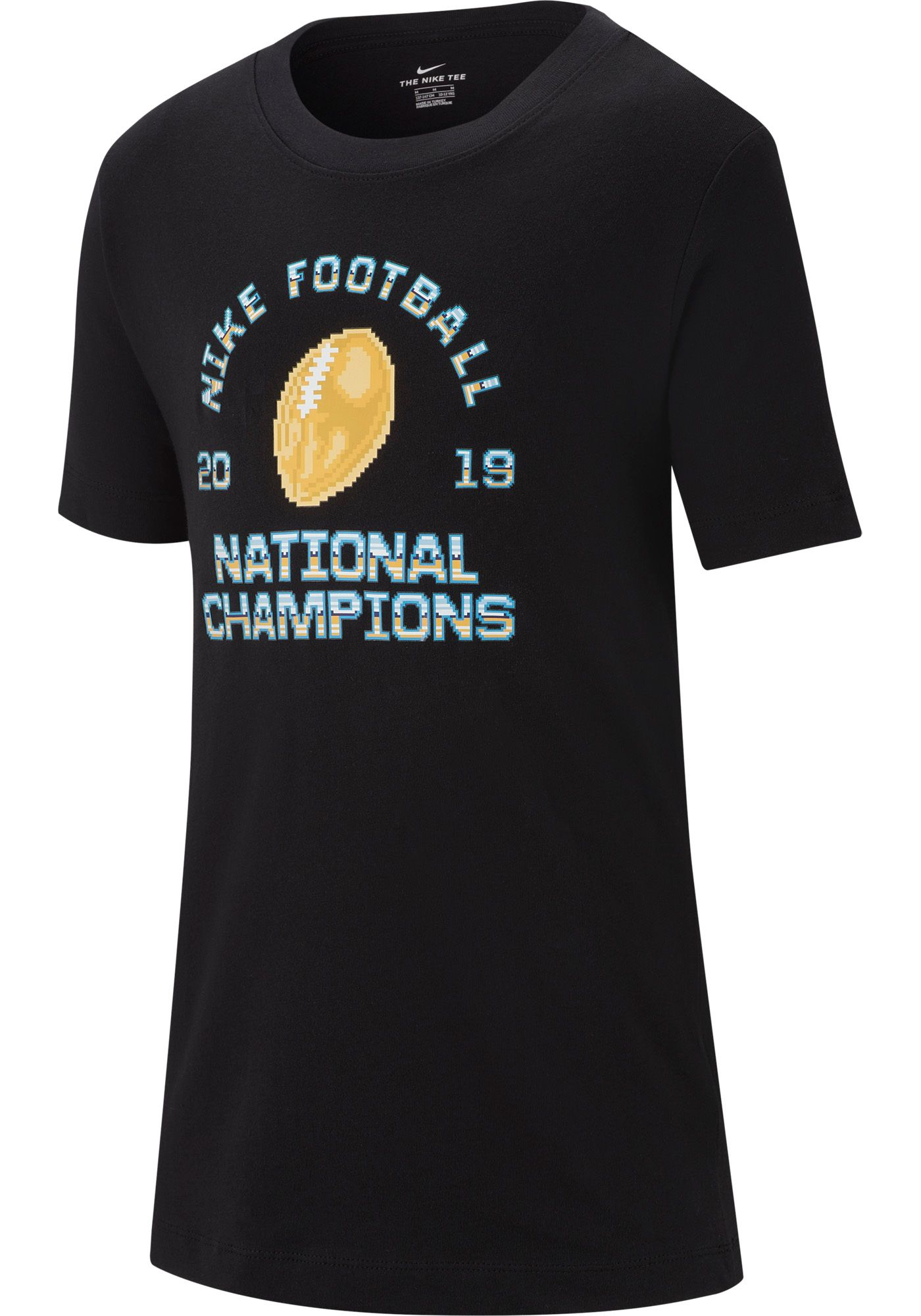 Nike Boys' Sportswear Back to Back Champs Graphic Tee