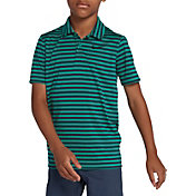 Nike Boys' Striped Dry Victory Golf Polo