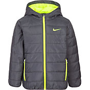 4d62c7089 Product Image · Nike Boys' Polyfill Quilted Insulated Puffer Jacket