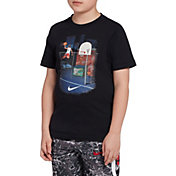Nike Boys' Sportswear Basketball Video Game Graphic Tee