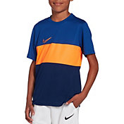 Nike Boys' Dry Academy Colorblock Tee