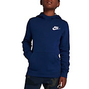c79302e5a831 Product Image · Nike Boys  Sportswear Club Cotton Hoodie