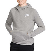 Nike Boys' Sportswear Club Cotton Hoodie