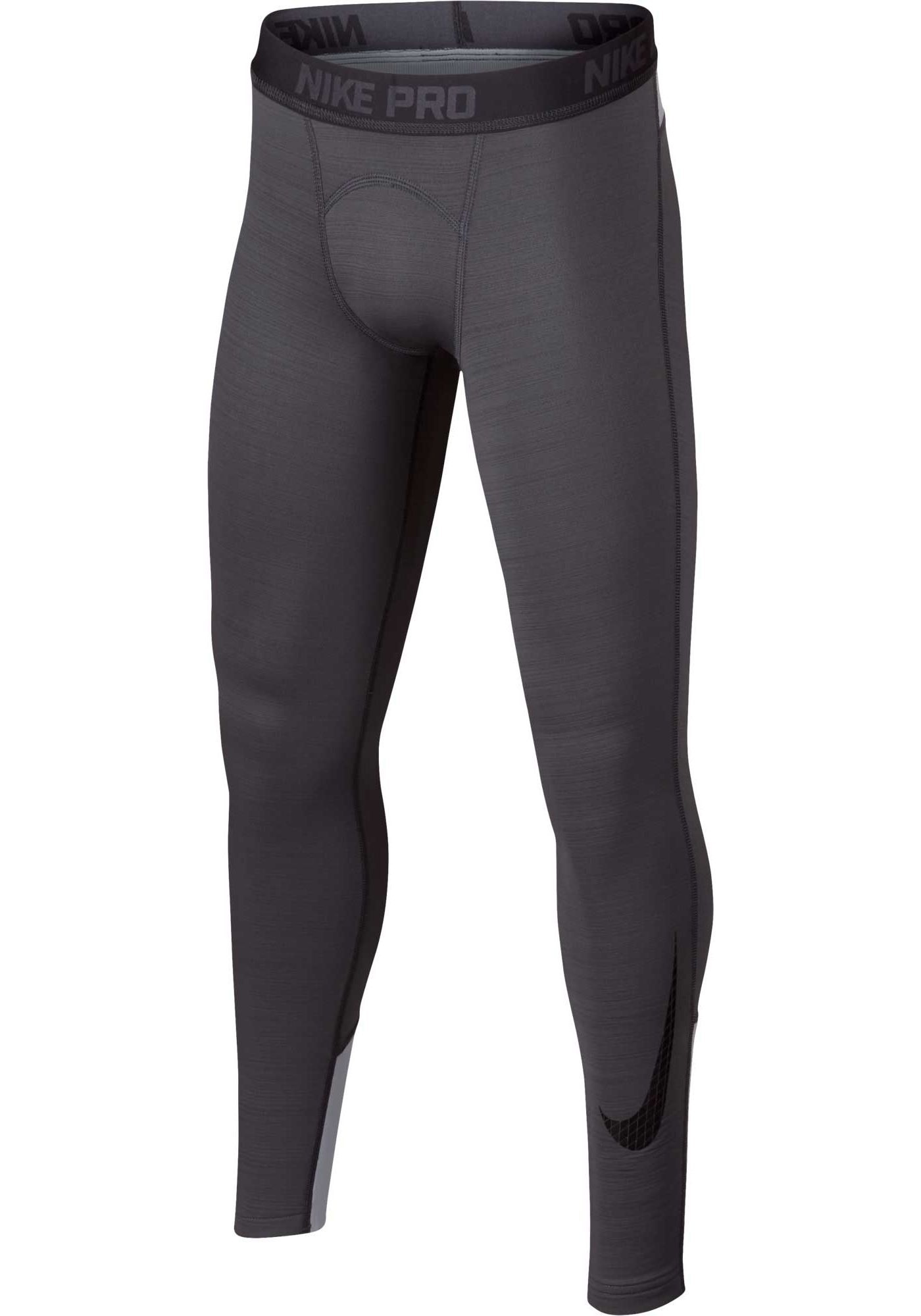 Nike Boys' Dri-FIT Cold Weather Compression Leggings