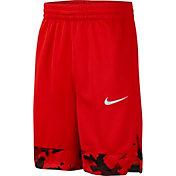Nike Boys' Icon Camo Dri-FIT Basketball Shorts