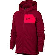 Nike Boys' Dry Full Zip Hoodie
