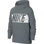 Nike Boys' Dry Graphic Hoodie