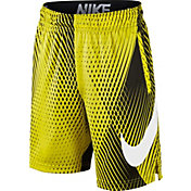 Nike Boys' Dry Allover Print 3 Training Shorts