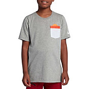 Nike Boys' Basketball Pocket Graphic Tee
