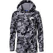 Nike Boys' Sportswear Jersey Camo Hoodie