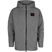 d7df5be3965b Product Image · Jordan Boys  Flight 5 Lite Zip Up Hoodie
