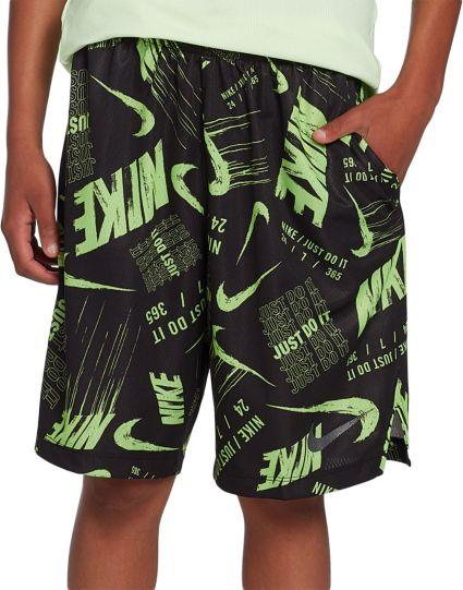 Nike Boys  Dri-FIT Printed Fly Shorts. noImageFound 01fa9780f