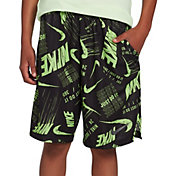 Nike Boys' Dri-FIT Printed Fly Shorts