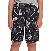 Nike Boys' Dri-FIT Printed Fly Shorts