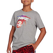 Nike Boys' Sportswear Vintage Football Graphic Tee