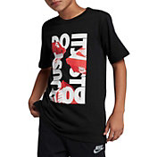 Nike Boys' Sportswear JDI Shoebox Graphic Tee