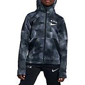 Nike Boys' LBJ Fleece Full-Zip Hoodie