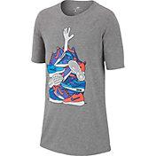 Nike Boys' Sportswear Sneaker Pie Graphic Tee