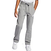7c6509a062f Product Image · Nike Boys' Sportswear Club Cotton Pants. Carbon Heather ·  Black