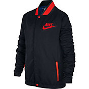 Nike Boys' Sportswear Hoopfly Jacket
