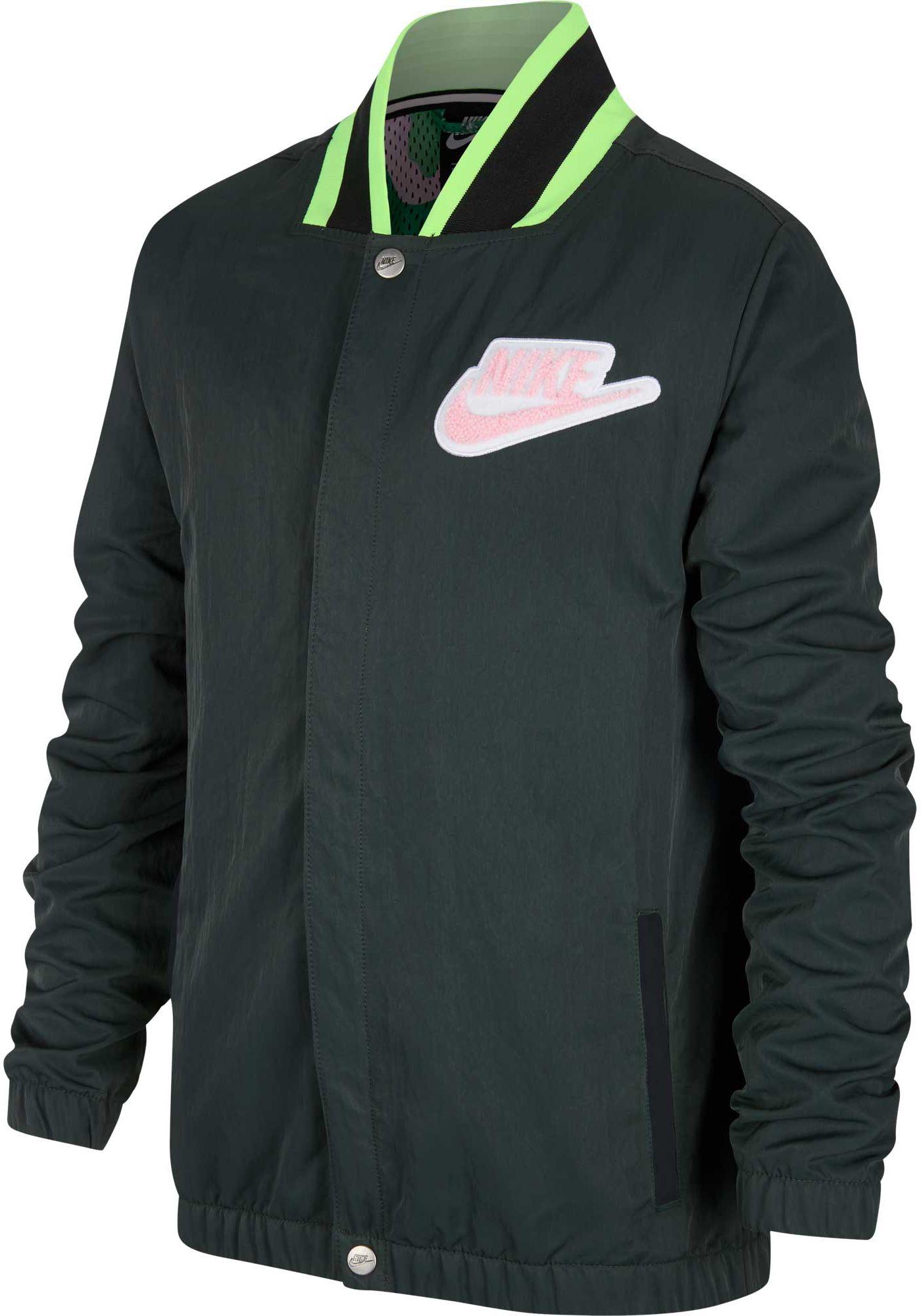 Nike Boys' Sportswear Hoopfly Jacket