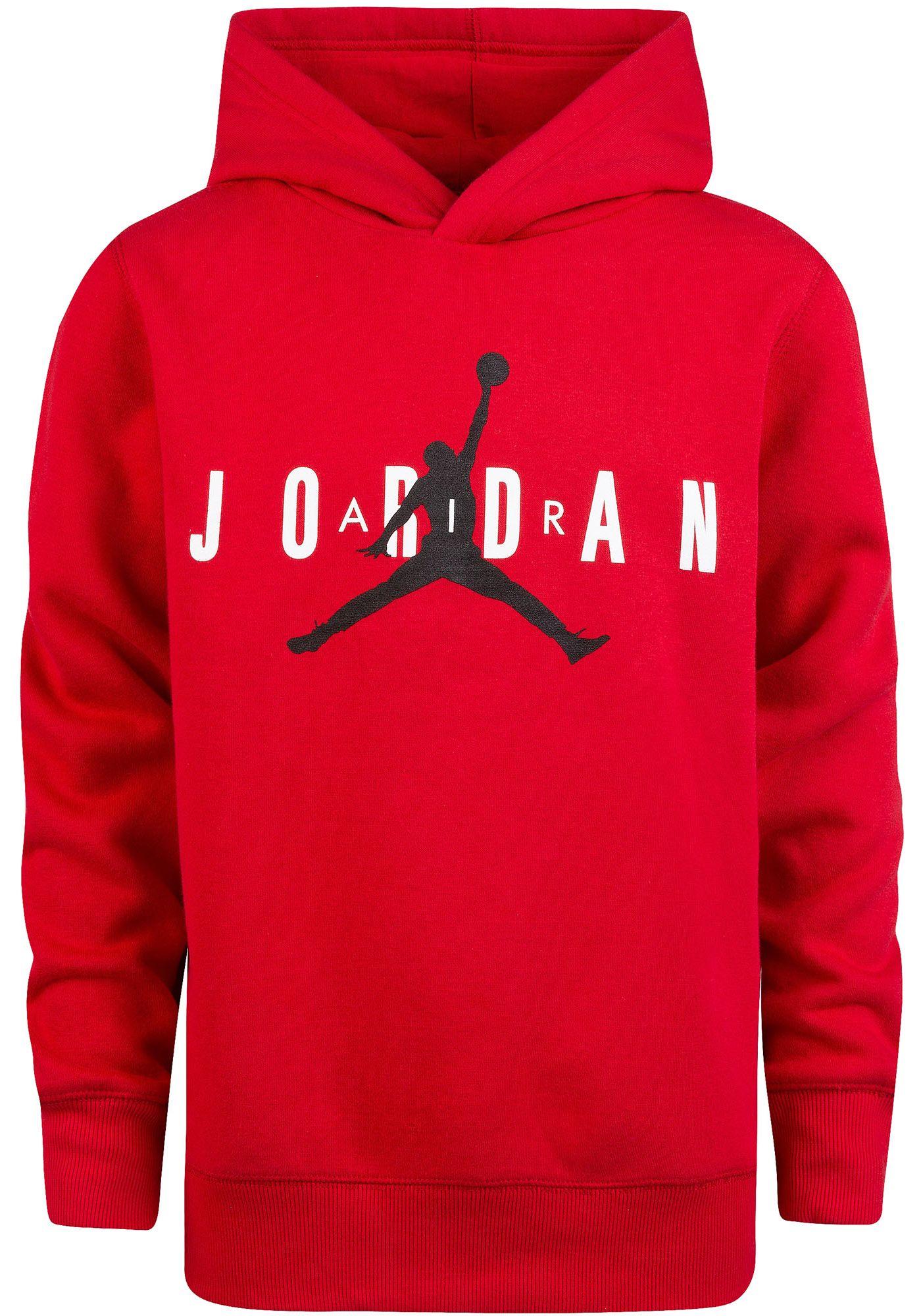 Jordan Boys' Air Fleece Hoodie