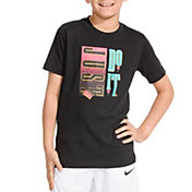 Nike Boys' Sportswear Just Do It Graphic Tee