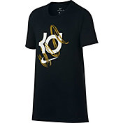 Nike Boys' Dry KD Logo Graphic Tee