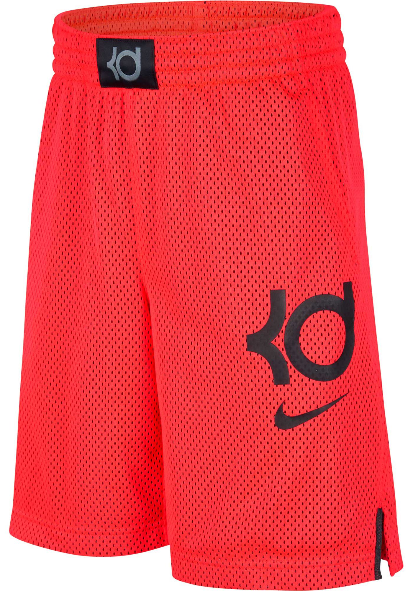 Nike Boys' Dry KD Graphic Basketball Shorts