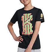 Nike Boys' Dry Kyrie Logo Graphic Tee