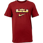 Nike Boys' Dry 24K LBJ Graphic Tee