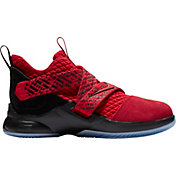 bf7ed971f4fe Product Image · Nike Kids  Preschool LeBron Soldier XII Basketball Shoes in  Red Black