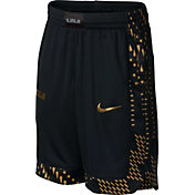 Nike Boys' Dry LeBron Graphic Basketball Shorts