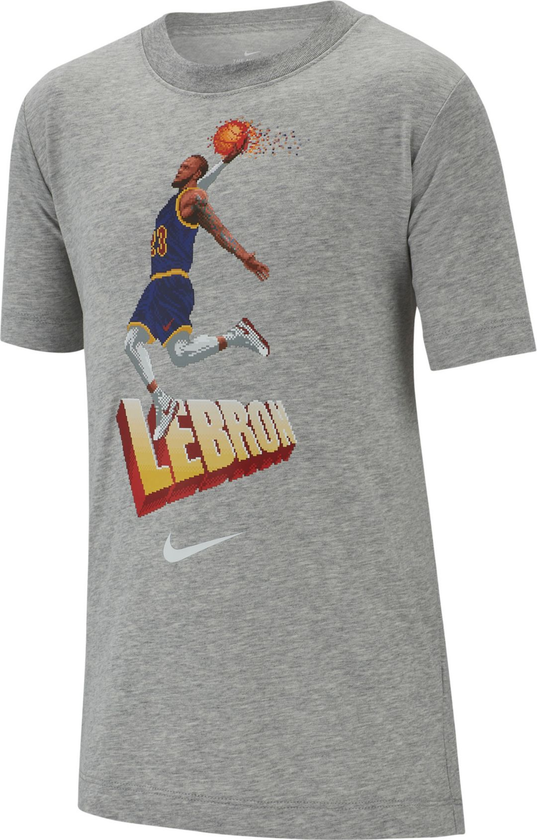 quality design 9a4f1 76c9c Nike Boys  LeBron Video Game Graphic Tee 1