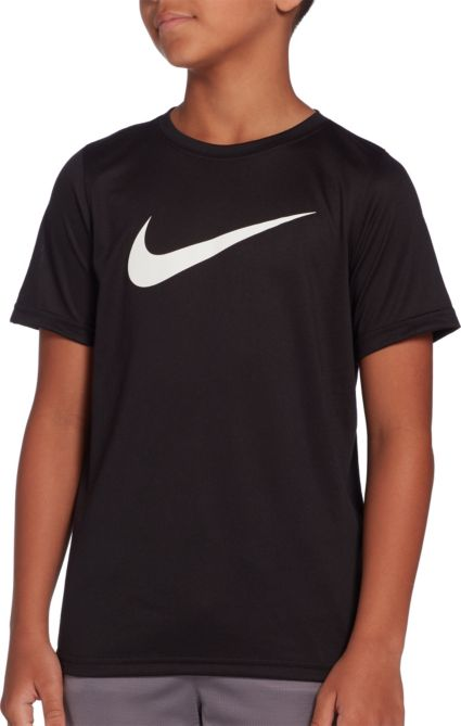 Nike Boys' Legend Dri Fit Graphic Tee by Nike