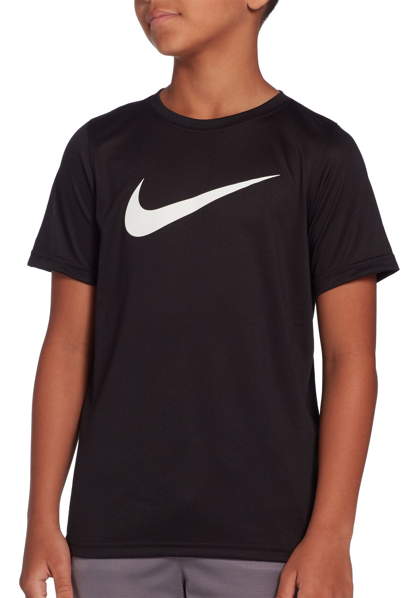 Nike Boys' Legend Dri-FIT Graphic Tee