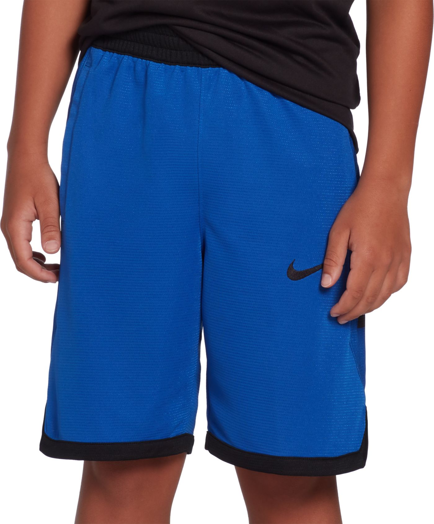 Nike Boys' Dri-FIT Elite Stripe Basketball Shorts
