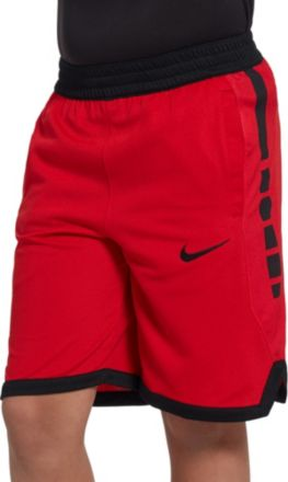 2dcabd967f8 Dark Grey. Game Royal. Nike Boys' Dri-FIT Elite Stripe Basketball Shorts