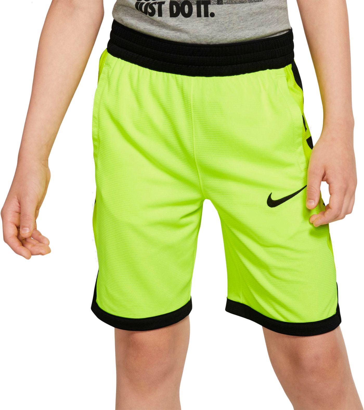 Nike Boys' Dri-FIT Elite Stripe Basketball Shorts