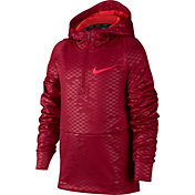 b572ff4be0ef Product Image · Nike Boys  Therma Embossed 1 2 Zip Hoodie