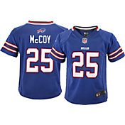 Nike Boys' Home Game Jersey Buffalo Bills LeSean McCoy #25