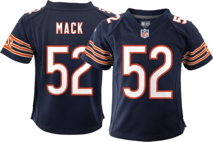 the best attitude 7ff75 8849f Nike Boys' Home Game Jersey Chicago Bears Khalil Mack #52