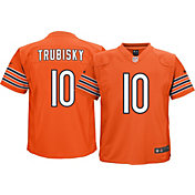 Nike Boys' Alternate Game Jersey Chicago Bears Mitchell Trubisky #10