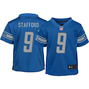 Nike Boys' Home Game Jersey Detroit Lions Matthew Stafford #9