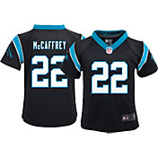 Nike Boys' Home Game Jersey Carolina Panthers Christian McCaffrey #22