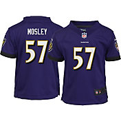 Nike Boys' Home Game Jersey Baltimore Ravens C.J. Mosley #57
